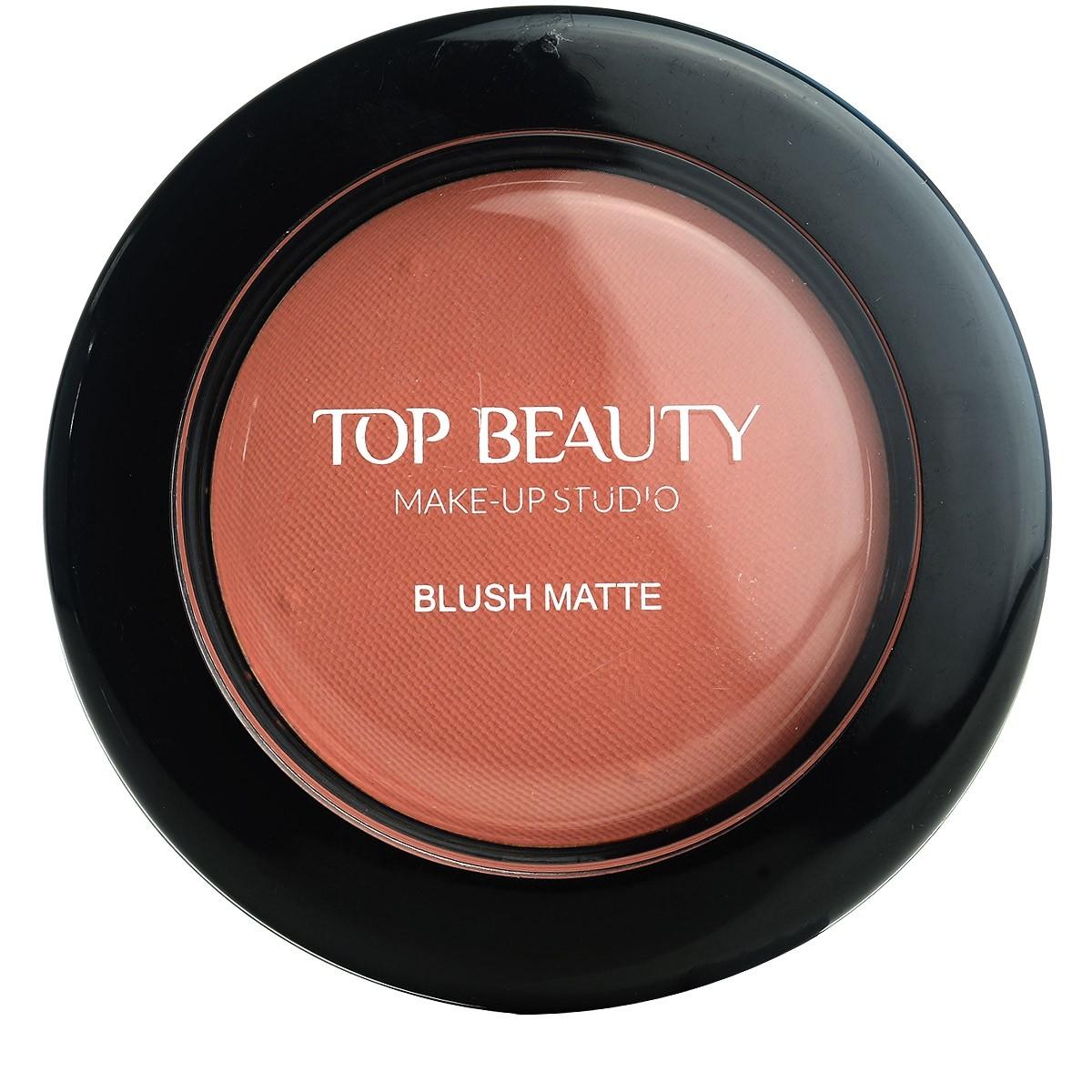 Blush Matte Cor 04 Top Beauty 4,5g