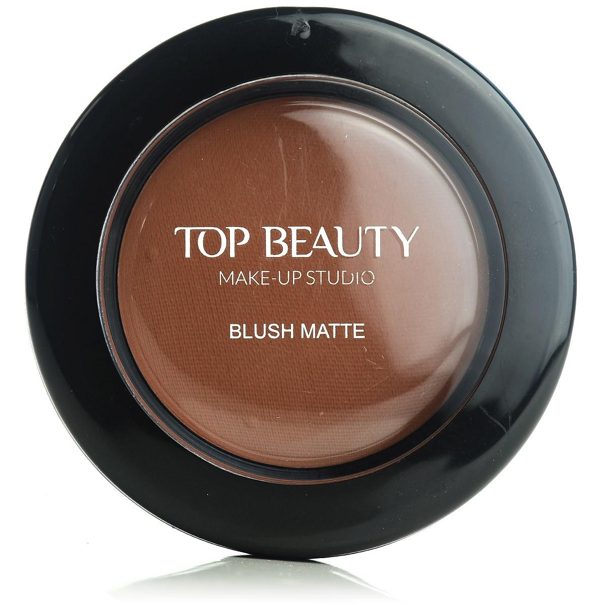 Blush Matte Cor 05 Top Beauty 4,5g