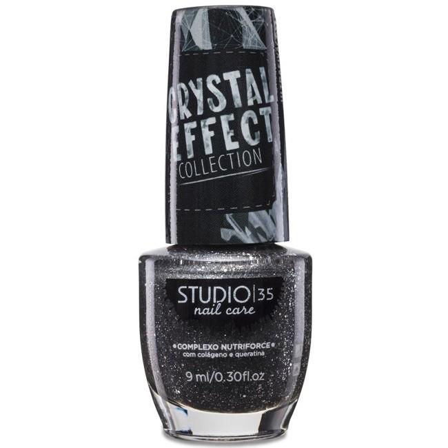 Esmalte Studio 35 #50TonsParte2 Coleção Crystal Effect