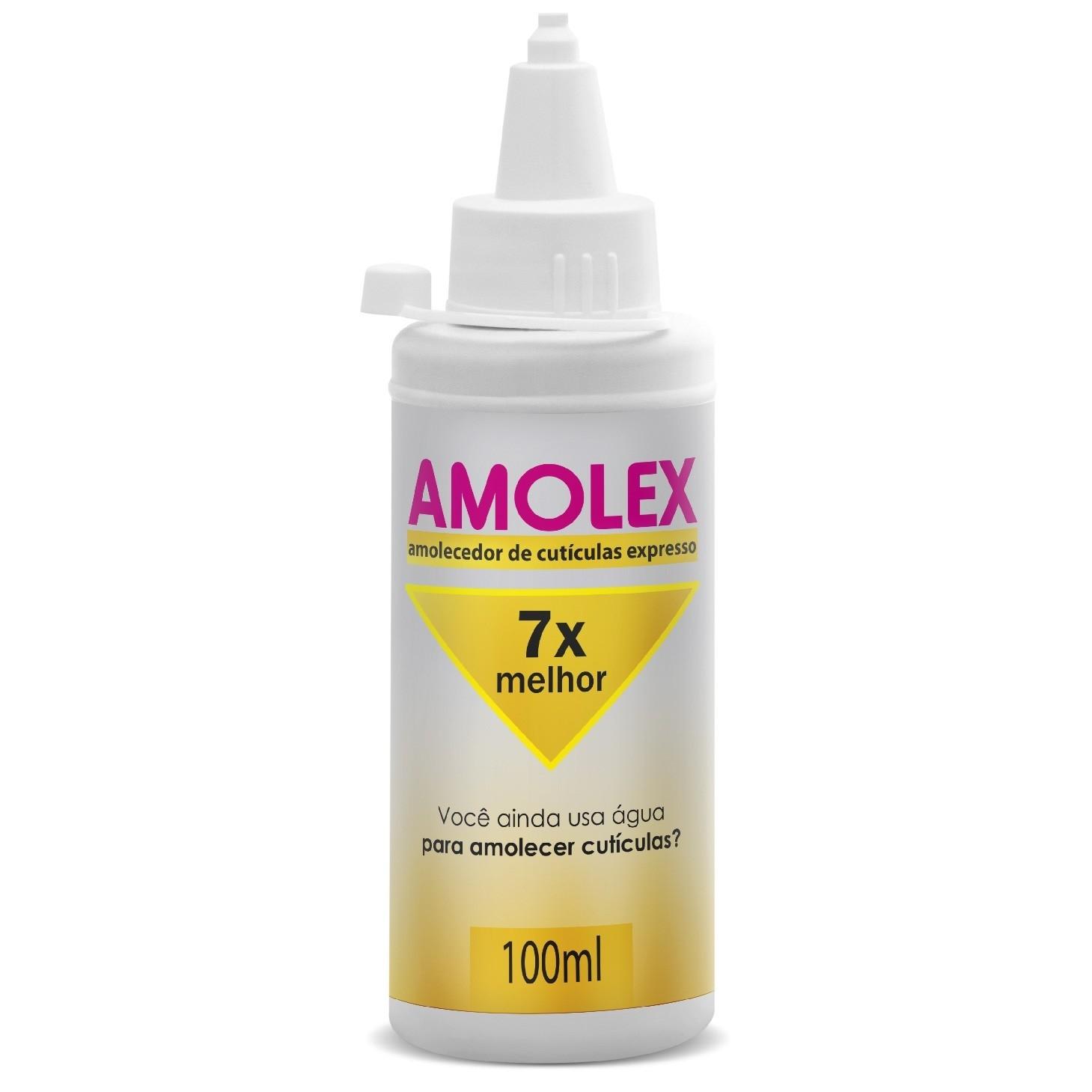 Amolecedor de Cutículas Amolex Cora 100ml