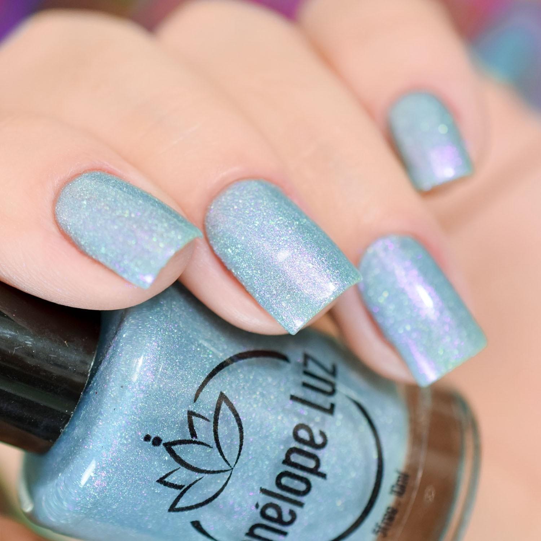 Esmalte Penélope Luz Aquamarine Coleção Jewels on Your Nails