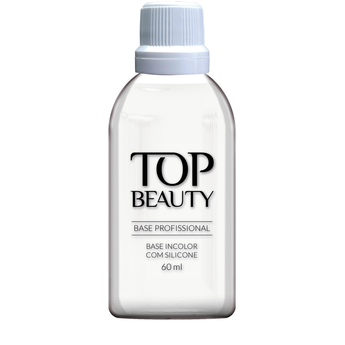 Base Incolor com Silicone Top Beauty 60ml