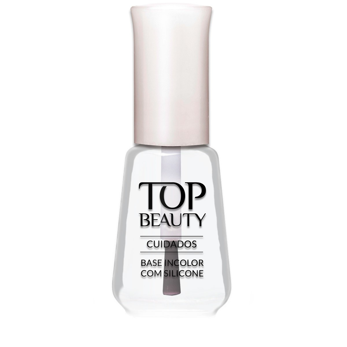Base Incolor com Silicone Top Beauty