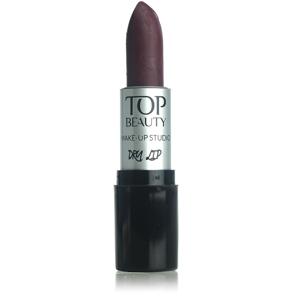 Batom Matte Dry Lip Cor 06 Top Beauty 3,5g