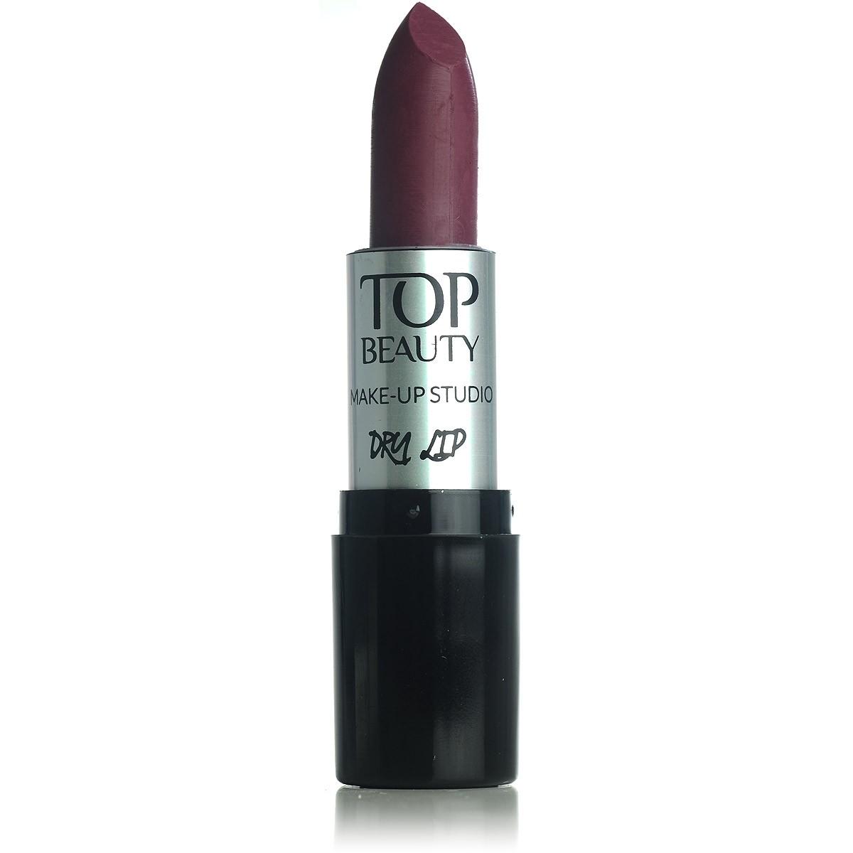 Batom Matte Dry Lip Cor 07 Top Beauty 3,5g