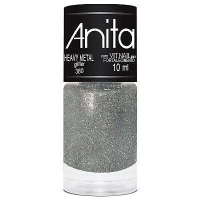 Esmalte Anita Heavy Metal Glitter