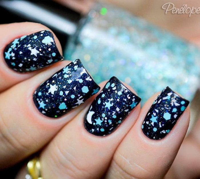 Esmalte Penélope Luz Looking Stars