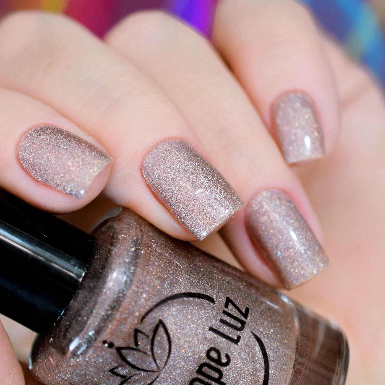 Esmalte Penélope Luz Morganite Coleção Jewels on Your Nails