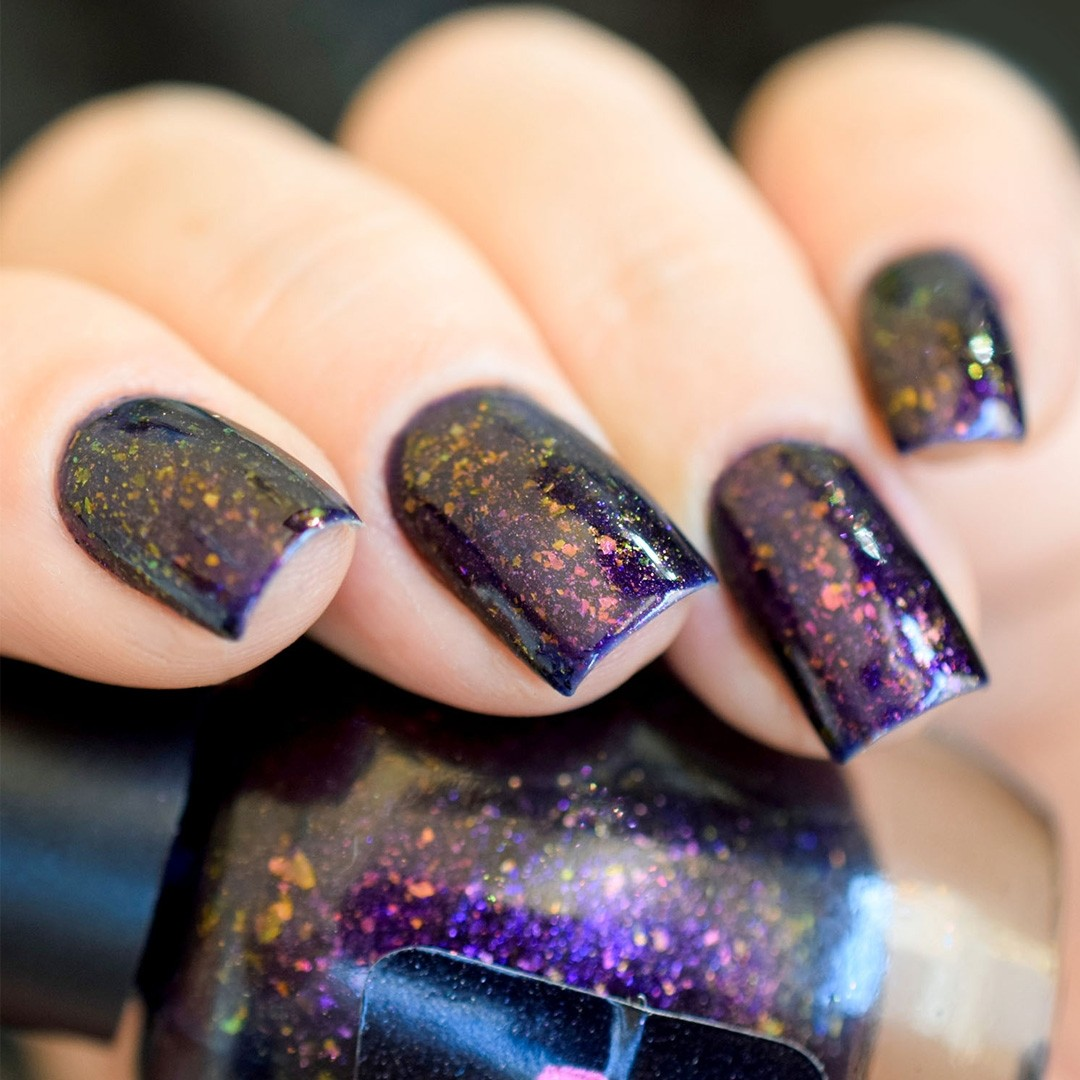Esmalte Penélope Luz Deluxe Purple Potion Exclusivo