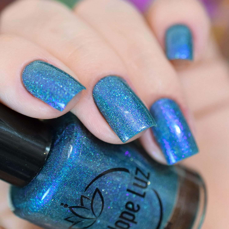 Esmalte Penélope Luz Turquoise Coleção Jewels on Your Nails