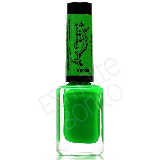 Esmalte para Carimbo La Femme Verde 9ml