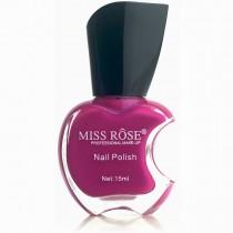 Esmalte Miss Rôse 017