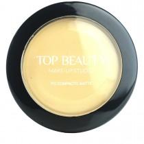 Pó Compacto Matte Bege 02 Top Beauty 10g