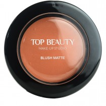 Blush Matte Cor 02 Top Beauty 4,5g