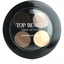 Quarteto de Sombras 04 Top Beauty 4,5g