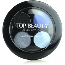 Quarteto de Sombras 06 Top Beauty 4,5g