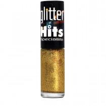 Esmalte Hits Glitter Forte 365 Garage 4free 6ml