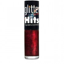 Esmalte Hits Glitter Forte 368 New Wave 4free 6ml