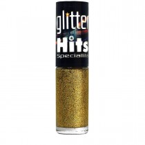 Esmalte Hits Glitter Forte 387 Glam Rock 4free 6ml
