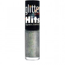 Esmalte Hits Glitter Forte 388 Hard Rock 4free 6ml