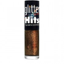 Esmalte Hits Glitter Forte 389 Folk Rock 4free 6ml