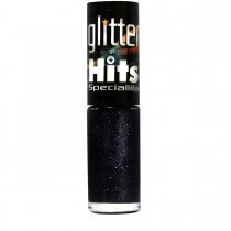 Esmalte Hits Glitter Forte 401 Rocker Chick 4free 6ml
