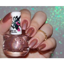 Esmalte By Vanessa Molina Cat Holo Bright Almond