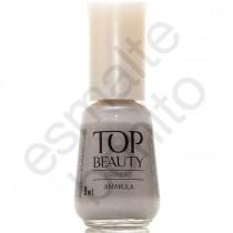 Esmalte Top Beauty Amarula Cremoso