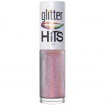 Esmalte Hits Aquila Glitter Holográfico