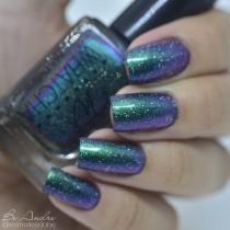 Esmalte Whatcha Aurora Boreal Multichrome com Flakies 5free