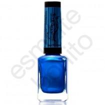 Esmalte para Carimbo La Femme Azul Perolado 9ml