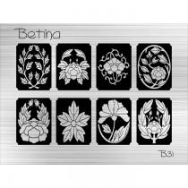 Placa para Carimbo Betina B31