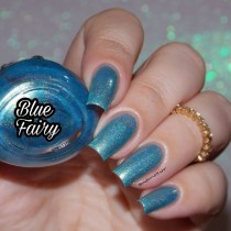 Esmalte By Vanessa Molina Cat Fairy Prisme Blue