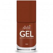 Esmalte Bella Brazil Gel Effect Bolero