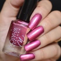 Esmalte Whatcha para Carimbo Bright Pink Satin