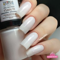 Esmalte Two One One Two Bright White Hipoalergênico