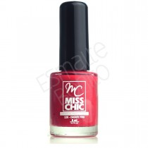 Esmalte Miss Chic Cherry Pink Cremoso