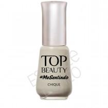 Esmalte Top Beauty Chique Cremoso 9ml
