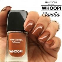 Esmalte Whoopi Claudia Cremoso