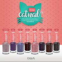 Esmaltes Coleção Cat Nail DNA italy