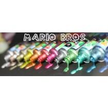 Esmaltes Coleção Mario Bros Esmalte da Kelly 3Free 5ml