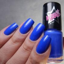 Esmalte Larissa Manoela Coração Azul 5free