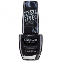 Esmalte Studio 35 #DesceeArrasa Coleção Crystal Effect