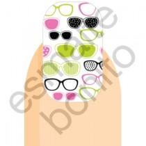 Adesivo de Unha Óculos