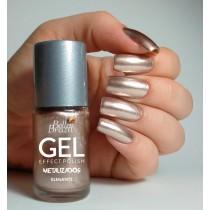 Esmalte Bella Brazil Gel Effect Elegante Metálico