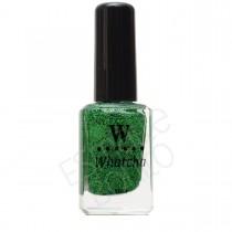 Esmalte Whatcha Emerald Glitter