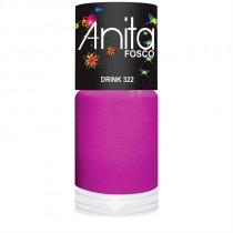 Esmalte Anita Drink Neon Fosco
