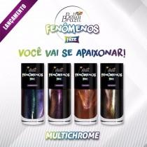 Esmaltes Coleção Fenômenos Multichrome Bella Brazil 3free