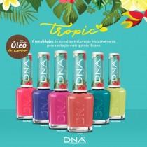 Esmaltes Coleção Tropic DNA Italy