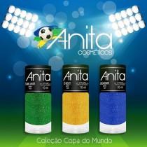 Esmaltes Coleção Copa do Mundo Anita